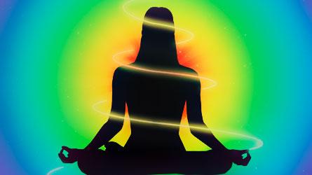 Sanar el aura enferma ritual