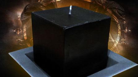 Velas Mágicas: Vela Negra