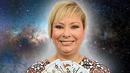 Blanca San Antonio Tarotista de Televisión Famosa