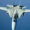 Misteriosa nave aterroriza a la tripulación de un F-14