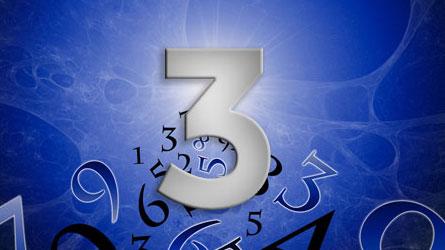 Significado del número 3