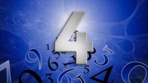 Numerología 4