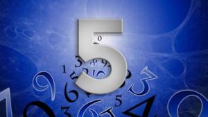 Numerología 5
