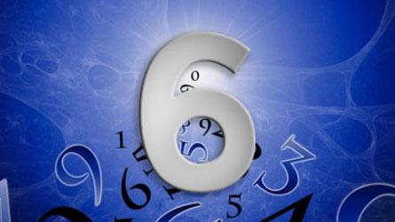 Numerología 6