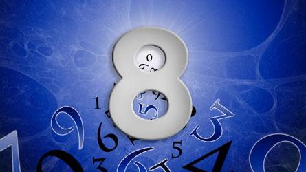 Significado del número 8