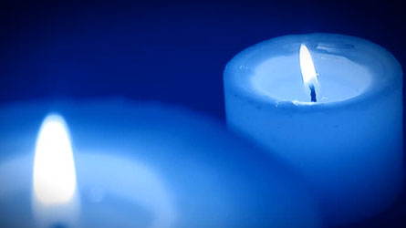 Vela Mágica Azul