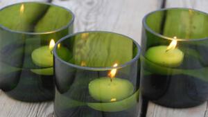 Velas Mágicas: Vela Verde